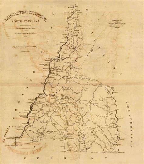 Lancaster Sc Records Lancaster County Genealogy