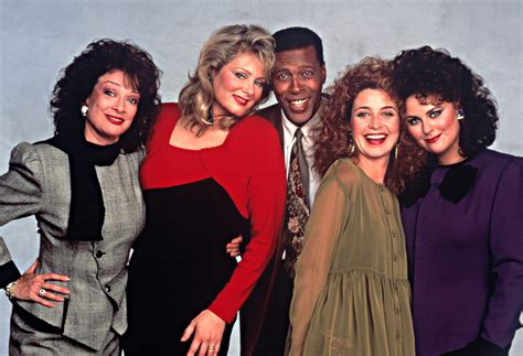 cast of designing women designing women cast will reunite at atx festival 2017