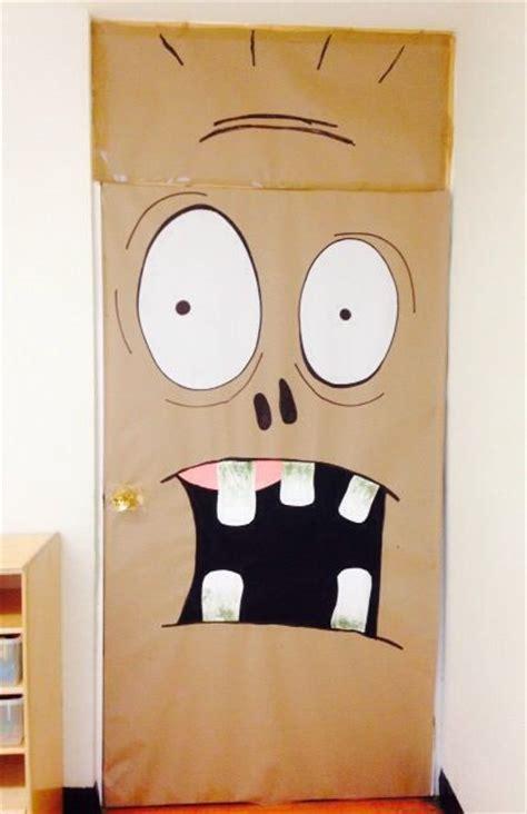 imagenes educativas puertas halloween 17 mejores ideas sobre puertas decoradas en pinterest