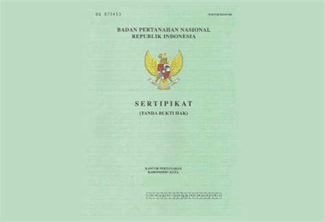 cara memperoleh sertifikat hak milik atas tanah