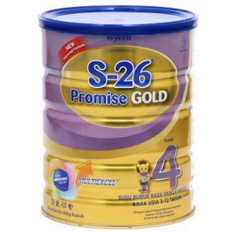 Promise Gold S26 Tahap 4 1 6kg wyeth s26 promise gold tahap 4 kemasan baru 900gr
