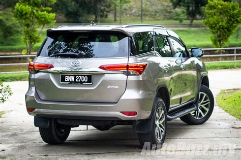 toyota 2 review review 2016 toyota fortuner 2 caroleandellie