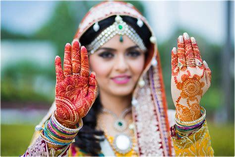 Indian Wedding Photography by Wedding Photographer Shazeen Bilal S Mehendi