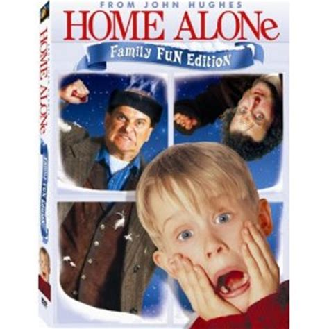 home alone family edition on dvd for 4 99