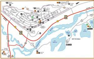 map of jasper community of jasper alberta canada jasper national
