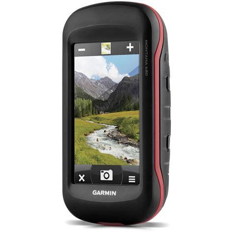 Gps Montana 680 garmin montana 680 handheld gps with 8mp 660705
