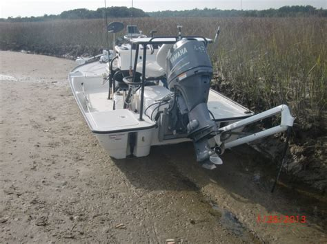fishing boat power pole powerpole or minnkota thing around oib the hull truth