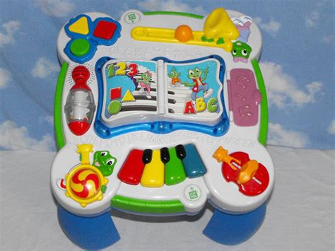 sold leapfrog learn and groove musical table