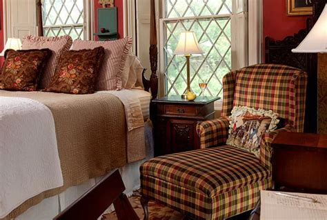 Scottish Baronial Style Interiors by Snuggle Up With Plaid In Your Home