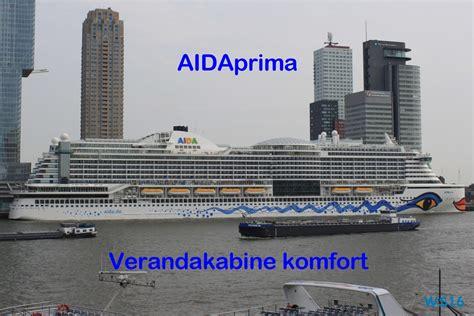 Aida Verandakabine Komfort by Rollator Wunder Und Kabinenkonzept Schulz Auf Kreuzfahrt