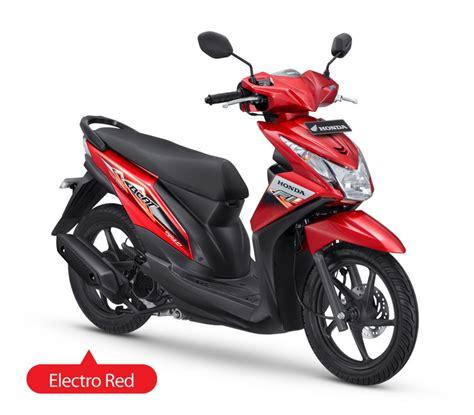 Jual Honda Beat Cw Thn2008 by Katalog Motor Honda Di Jogja Kredit Motor Honda