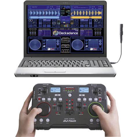 console dj tech console de mixage djtech mix free wifi media player aervi