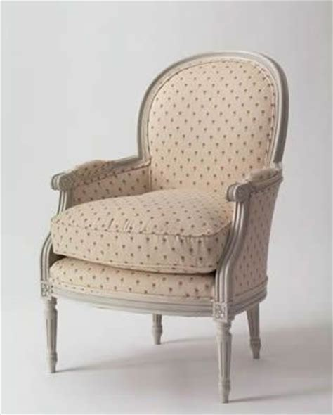 Bedroom Chair And Stool Bergere Chair
