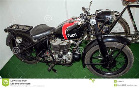 Motorrad Museum by Antike Motorradmarke Puch 500 V 1933 1936 Motorradmuseum