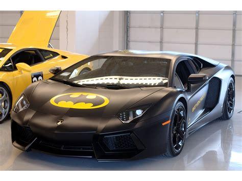 Lamborghini Bat by Batventador Lamborghini Aventador With Style Batmobile