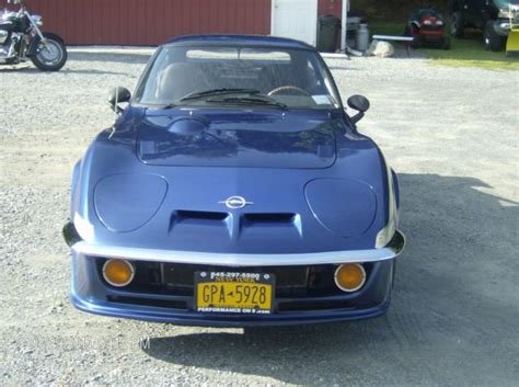 1970 opel 4 door 1970 opel opel gt coupe 2 door 1 9l for sale photos