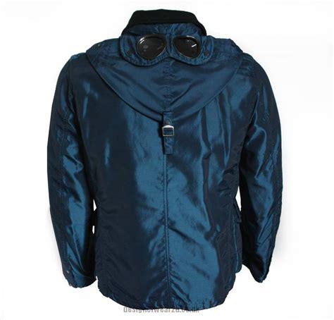 Cp Jaket cp company blue nysack high tenacity goggle jacket jackets from designerwear2u uk