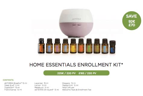 uk home essentials kit healthy wellthy