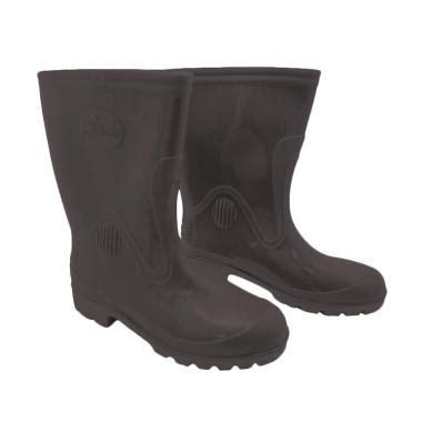 Sepatu Boot Karet Pvc Anti Air Kuning jual sepatu boots anti air terbaru harga murah blibli