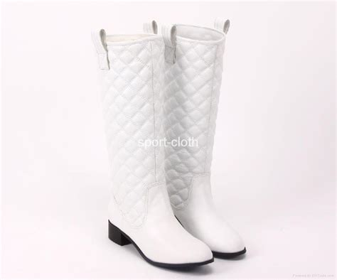 womans white boots brand 185 style white leather high s boots