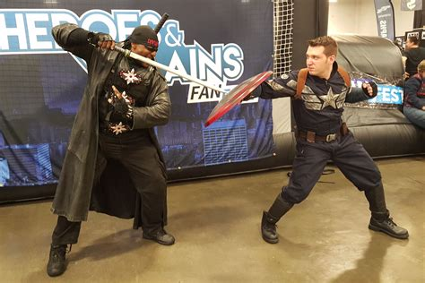 heroes and villains fan fest heroes and villains fan fest lots to love comiconverse