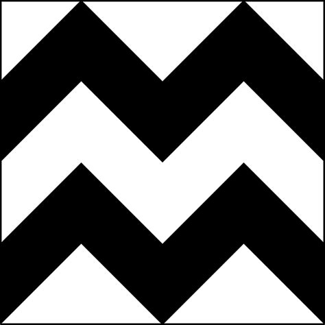 black and white zigzag pattern free vector graphic chevron black and white zigzag