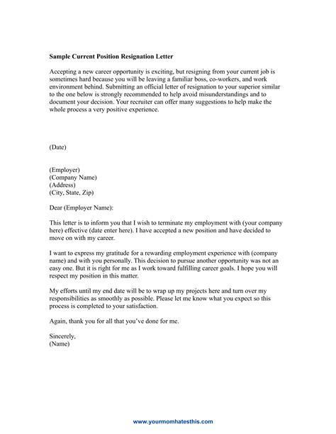example of resignation letter hitecauto us
