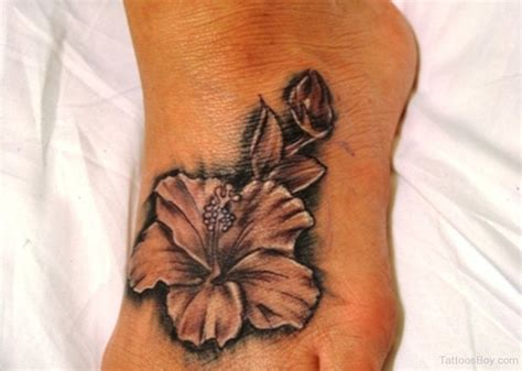 hibiscus tattoos tattoo designs tattoo pictures page 12