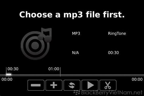 mp3 cutter update download update mp3 cutter pro tạo nhạc chu 244 ng tr 234 n blackberry