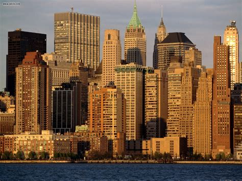 apple wallpaper new york buildings city the big apple new york city picture nr