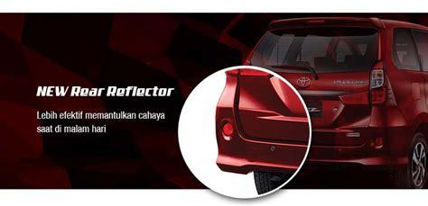 Reflector Lu Toyota Avanza Veloz avanza veloz 2018 baru spesifikasi interior toyota grand new veloz