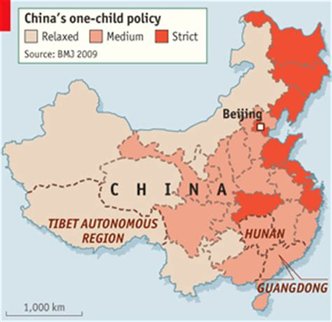 map policy enforcement learning from china s one child policy the mantle