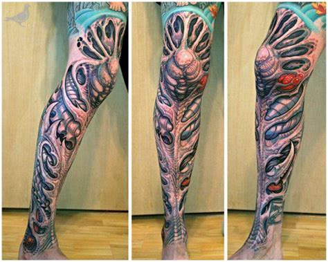 amazing full leg tattoo best tattoo ideas amp designs