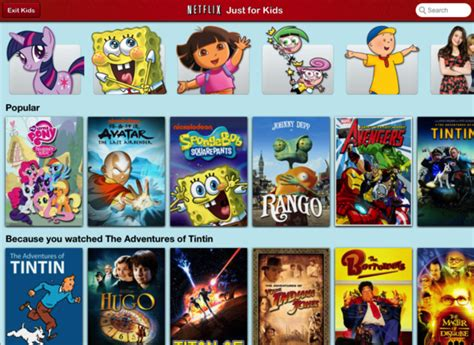Netflix Section by Review Netflix For Ios Is A Must For Subscribers