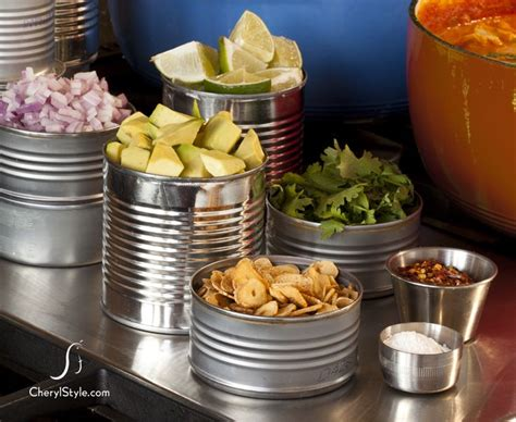chili toppings bar how to set up a self serve chili bar recipe tacos bar