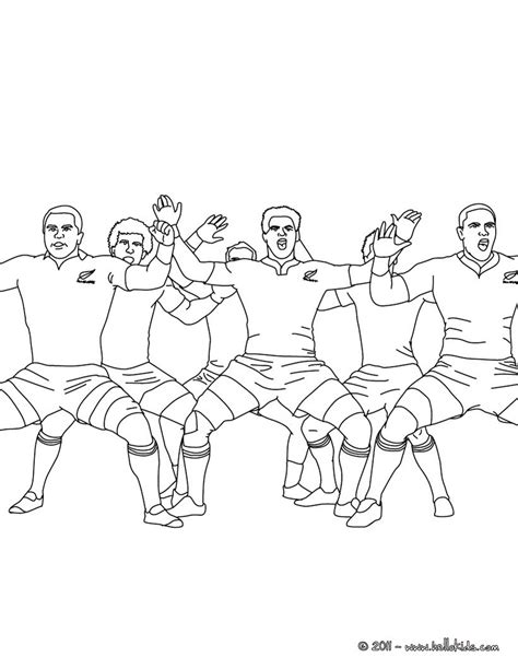 All Blacks Haka Coloring Pages Hellokids Com All Coloring Pages