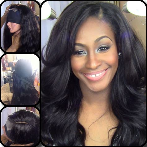 diy how i made my wig with a lace closure hair