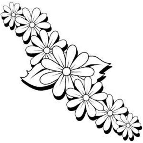 coloring pages of flowers with names flower coloring pages flower coloring page flower