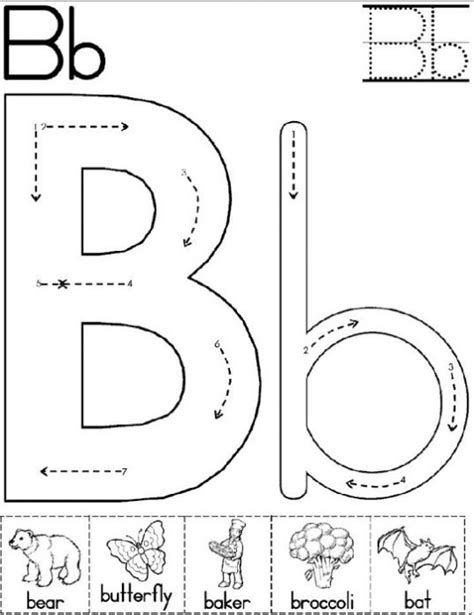 Letter A Worksheets For Toddlers