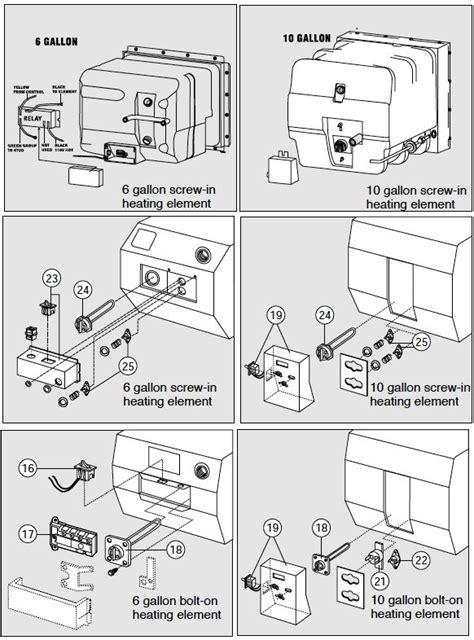 atwood hydro furnace wiring diagram hydro