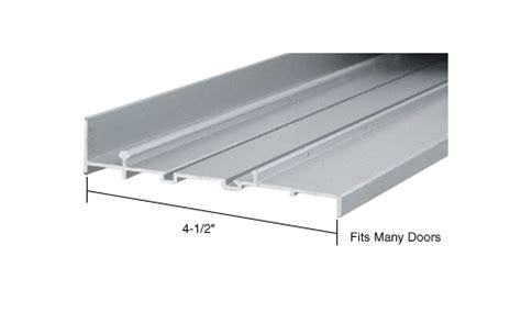 Patio Door Threshold Replacement Crl Aluminum Oem Replacement Patio Door Threshold 4 1 2 Quot Wide X 6