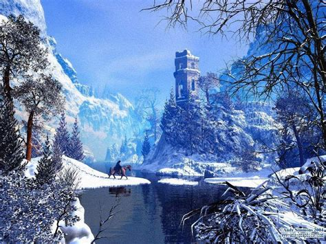 wallpaper christmas snow 3d snow pictures for wallpapers wallpaper cave