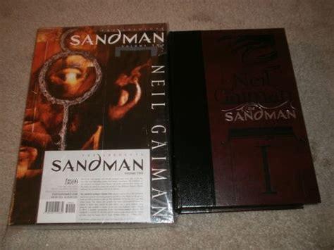 the sandman omnibus vol 2 the sandman omnibus vol 1 neil gaiman products i