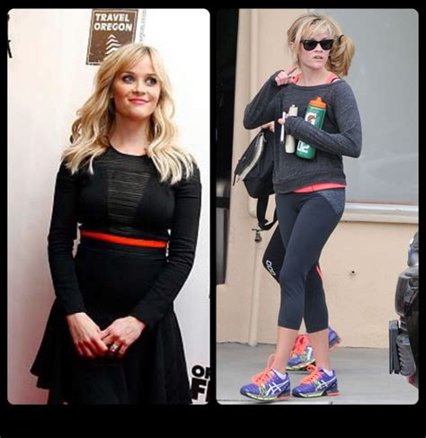 weight loss routine reese witherspoon s weight loss and workout routine