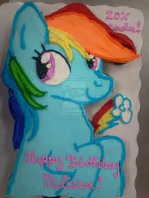 rainbow dash cake template rainbow dash and cake ideas and designs