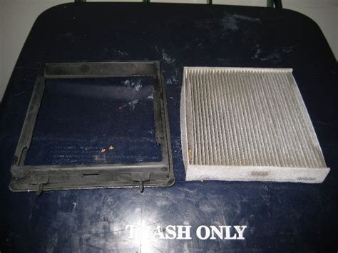 service manual 2009 ford mustang cabin filter replacement