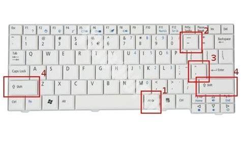 como poner un acento en la computadora n en linux poner 241 y tildes con teclados en ingl 233 s