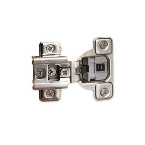 salice kitchen cabinet hinges salice 106 176 silentia ff hinge plate 1 2 quot overlay screw on