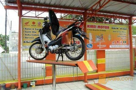 hidrolik untuk alat cuci motor mobil medan jualo