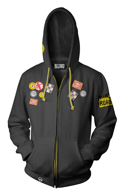 Hoodie Jaket Overwatch Grey jinx is trying to replace your entire wardrobe with